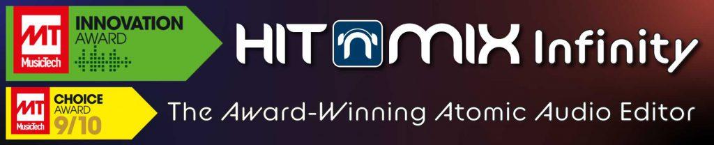 award-winning atomic audio editor
